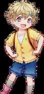 (Summer-colored Happy Smile) Akari Tori N Transparent