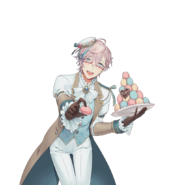 (White Day Scout) Mutsuki Kururugi GR Transparent