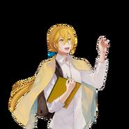 (Chijou no Rakuen) Hikaru Orihara LE Transparent