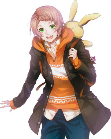 File:(Art Appreciation Scout) Kanata Minato SR Transparent.png