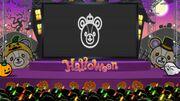 Halloween Stage!