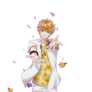 (Second Batch) Seiya Aido UR Transparent