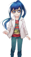 Michiru Kagari N Transparent
