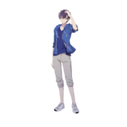 (1st Anniversary Scout) Lucas LE Fullbody