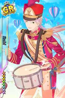 (Reading Week Scout) Rabi GR