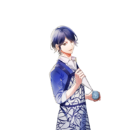 (White Day Scout) Aoi Kakitsubata LE Transparent