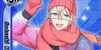 (Snowy Day Scout) Satsuki Kururugi SR/UR