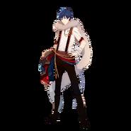 (Yaseiji Scout) Lucas Fullbody