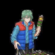 (RPG Scout) Shiki Amabe LE Transparent