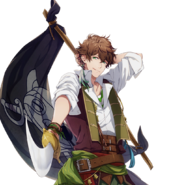 (Pool Scout) Futami Akabane GR Transparent