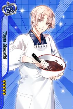 (Valentine's Day Scout) Toya Honoki SR