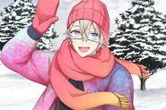 (Snowy Day Scout) Satsuki Kururugi SR 1