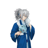 (Hot Springs Scout) Raku Wakaouji SR Transparent