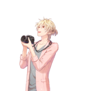 (Flower Viewing 2017 Scout) Saku Uruha SR Transparent