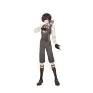 (2nd Anniversary Scout) Eva Armstrong LE Fullbody
