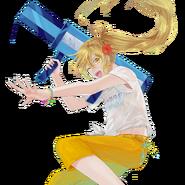 (Junshinmuku na Aqua Muse) Hikaru Orihara GR Transparent
