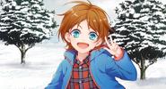 (Eikoku Shinshi no mittsu no kokoroe) Jimpachi Raido 1