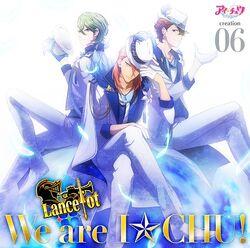 I-Chu creation 06 Lancelot