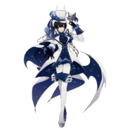 (1st Anniversary Scout) Eva Armstrong GR Fullbody