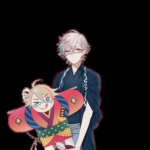 File:(New Year Scout) Mutsuki Kururugi SR Transparent.png
