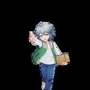 (Namakemono LoveSlowly) Haruto Inami N Transparent