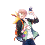 (White Day Scout) Kanata Minato LE Transparent