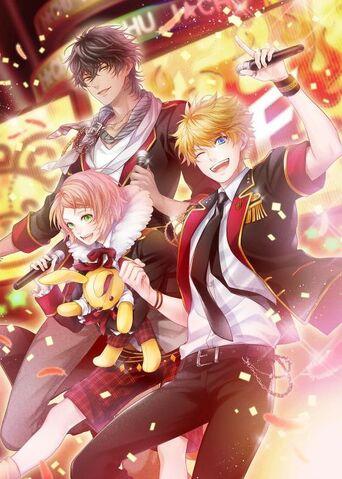 File:Light Novel I-Chu Fan x Fun x Gift.jpg
