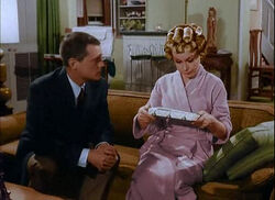 I Dream Of Jeannie episode 1x08 - The Americanization of Jeannie
