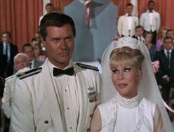 IDOJ Episode 5x11 - The Wedding - Tony and Jeannie's Big Day