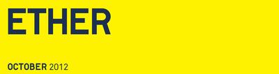 Ether; logo