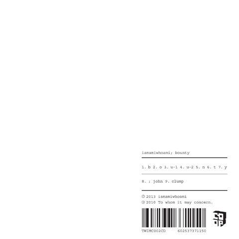 File:iamamiwhoami; bounty CD (602537371150).jpg