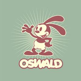 Oswald O Coelho Sortudo by Jerrod Maruyama