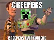 Creeperseverywhere