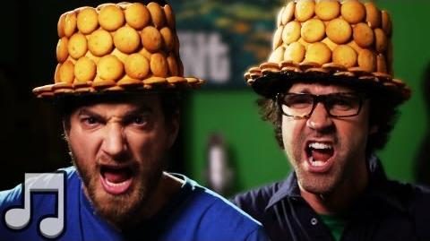 Nilla Wafer Top Hat Time Song - Rhett & Link