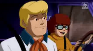 Velma and Fred singing