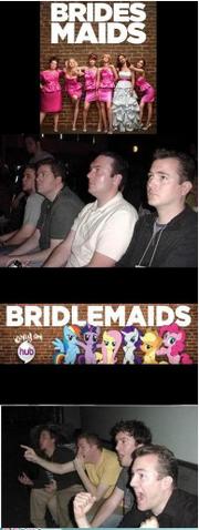 Bridle maids