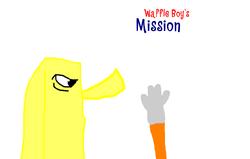 Waffle Mission