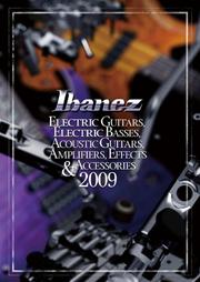 2009 Japan catalog cover