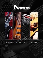 2012 Winter USA new products front-cover