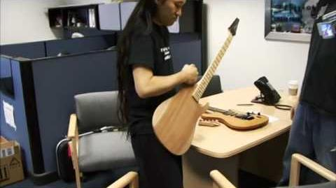 Ibanez E-Gen Guitars - 'The Making of' with Herman Li