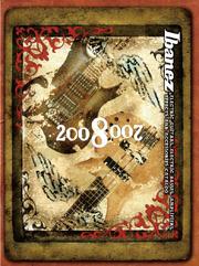 2008 Europe catalog cover