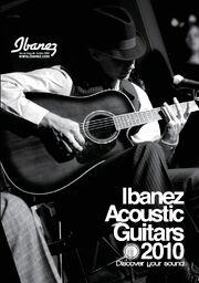 2010 EU acoustics catalog front-cover
