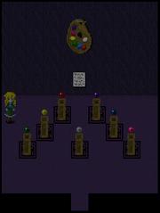Seven Paintballs Room