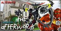 The Afterwords - Season 1 Banner Alternate