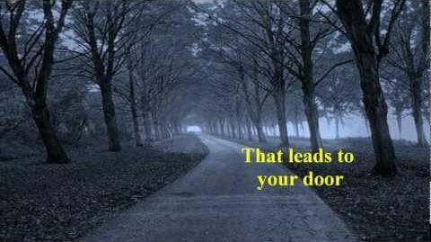 THE BEATLES - THE LONG AND WINDING ROAD w lyrics