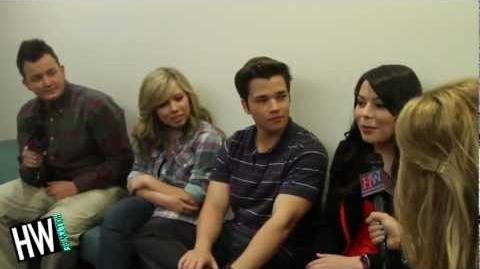 ICarly Cast Talks Emma Stone & Final Episode
