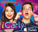 """ICarly """"Creddie"""" Ad for iTunes"""