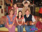 Carly can't believe she's related to this insane family.