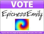VoteEmily