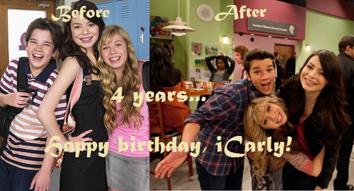 Icarly's birthday